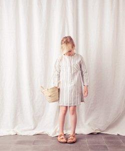 TOCOTO VINTAGE Striped Dress