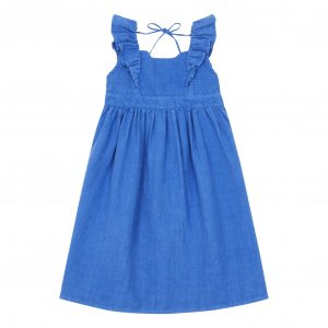 <img class='new_mark_img1' src='https://img.shop-pro.jp/img/new/icons14.gif' style='border:none;display:inline;margin:0px;padding:0px;width:auto;' />piupiuchick Long dress with frills on straps