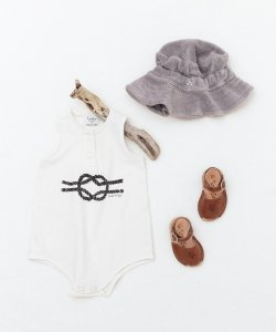 TOCOTO VINTAGE BABY HAT GREY<img class='new_mark_img2' src='https://img.shop-pro.jp/img/new/icons14.gif' style='border:none;display:inline;margin:0px;padding:0px;width:auto;' />