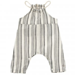 TOCOTO VINTAGE  Striped Jumpsuit BABY<img class='new_mark_img2' src='https://img.shop-pro.jp/img/new/icons14.gif' style='border:none;display:inline;margin:0px;padding:0px;width:auto;' />