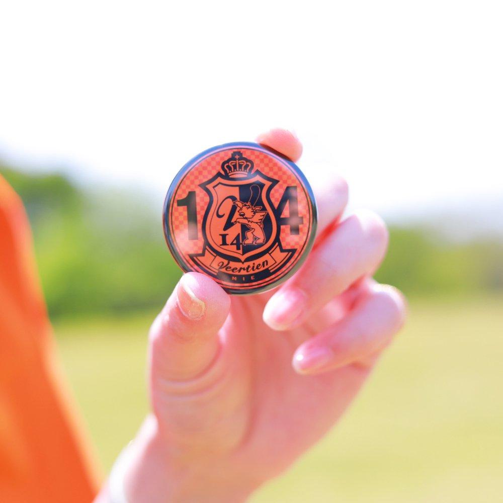 缶バッチ(エンブレム)14