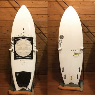 [中古ボード]U-1273 JUSTICE FLEX FLY RAPTOR 5'6