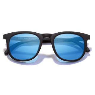 Seacliffs Black/Aqua