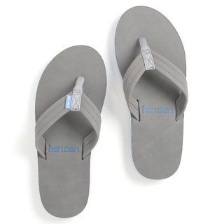 Hari Mari Men's FIELDS Lt Gray-White & Sky Blue