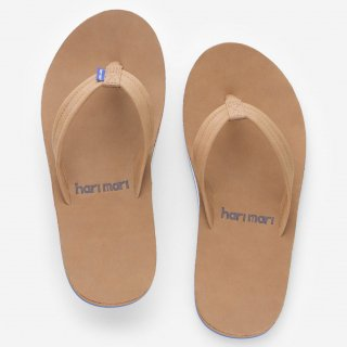 Hari Mari Men's FIELDS Tan-White & Blue