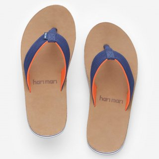 Hari Mari Men's SCOUTS Navy & Orange