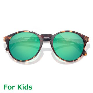 Mini-Dipsea Kids Tortoise/Emerald