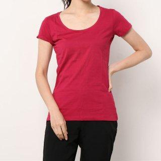 PACT Women's Scoop Neck Tee パクト レディース オーガニックコットン Tシャツ