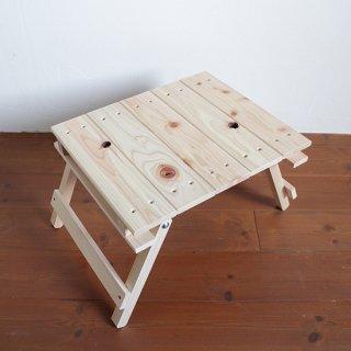 ひのき香る夏の工作キット<br>ひのきミニテーブル