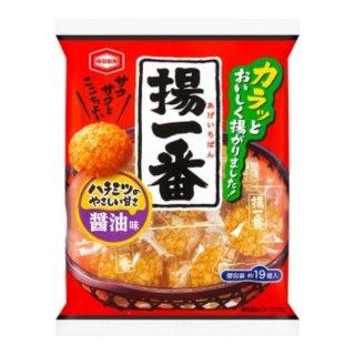 亀田製菓 揚一番12入。