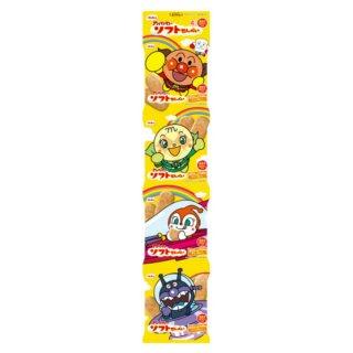 栗山米菓 4P アンパンマンのソフトせん 12入 。