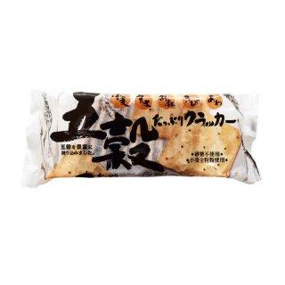 前田製菓 五穀たっぷりクラッカー 70g×10入 。