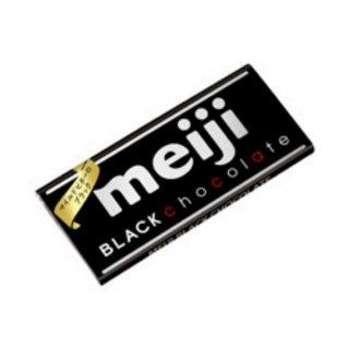 明治 ブラックチョコレート 10入。