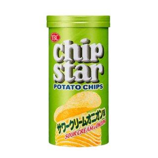 ヤマザキビスケット YBC チップスターS サワークリームオニオン味 8入