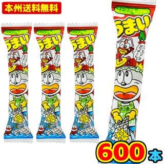 (本州一部送料無料)やおきん うまい棒エビマヨ味(30×20)600入 (ケース販売)。