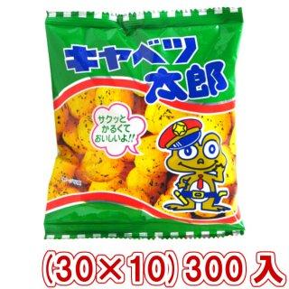 (本州一部送料無料) 菓道 キャベツ太郎 (30×10)300入 (Y16) 。