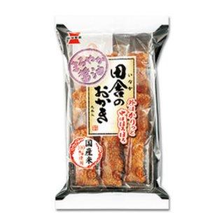 岩塚製菓 9本 田舎のおかき 12入。