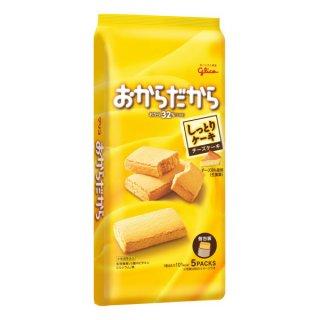 江崎グリコ おからだから チーズケーキ 6入 。