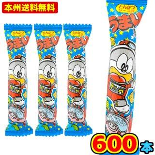 (本州いちぶ送料無料) やおきん うまい棒とんかつソース味 (30×20)600入。