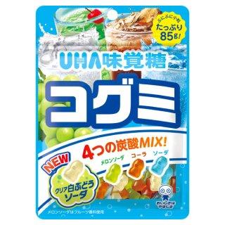 味覚糖 コグミ ドリンクアソート 10入。