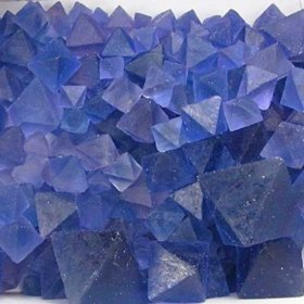 ビンガム産八面体蛍石