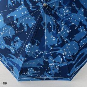 星図折畳傘