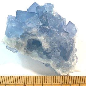 ビンガム産母岩付き標本3月A〜H