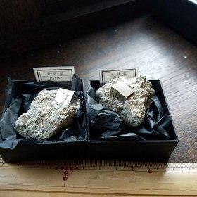 母岩付き黄鉄鉱/スペイン
