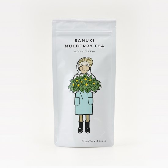20fa12b24f64 さぬきマルベリーティー【桑茶レモンティーバッグ】