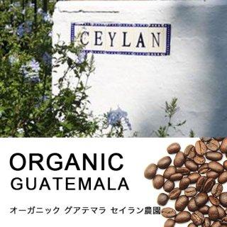 オーガニック グアテマラ セイラン農園 (100g)