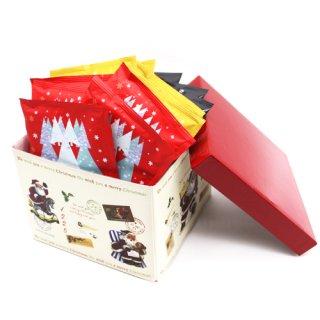 【クリスマス限定】選べるドリップコーヒー30個セット・クリスマスギフトボックス入り(数量限定)