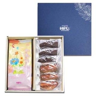 【ホワイトデー特集】スペシャルティコーヒー200g・焼き菓子5個セット