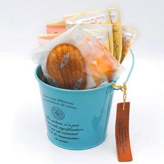 【ホワイトデー特集】選べるドリップコーヒー5個・焼き菓子5個・バケツ入り
