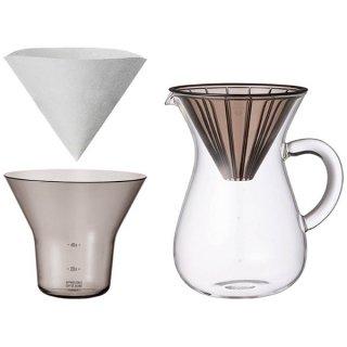 期間限定30%OFF/数量限定【ヒロナビ特集】KINTO コーヒーカラフェセット