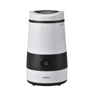 期間限定40%OFF【コーヒー器具】ハリオ 電動コーヒーミル・プロペラ ホワイト