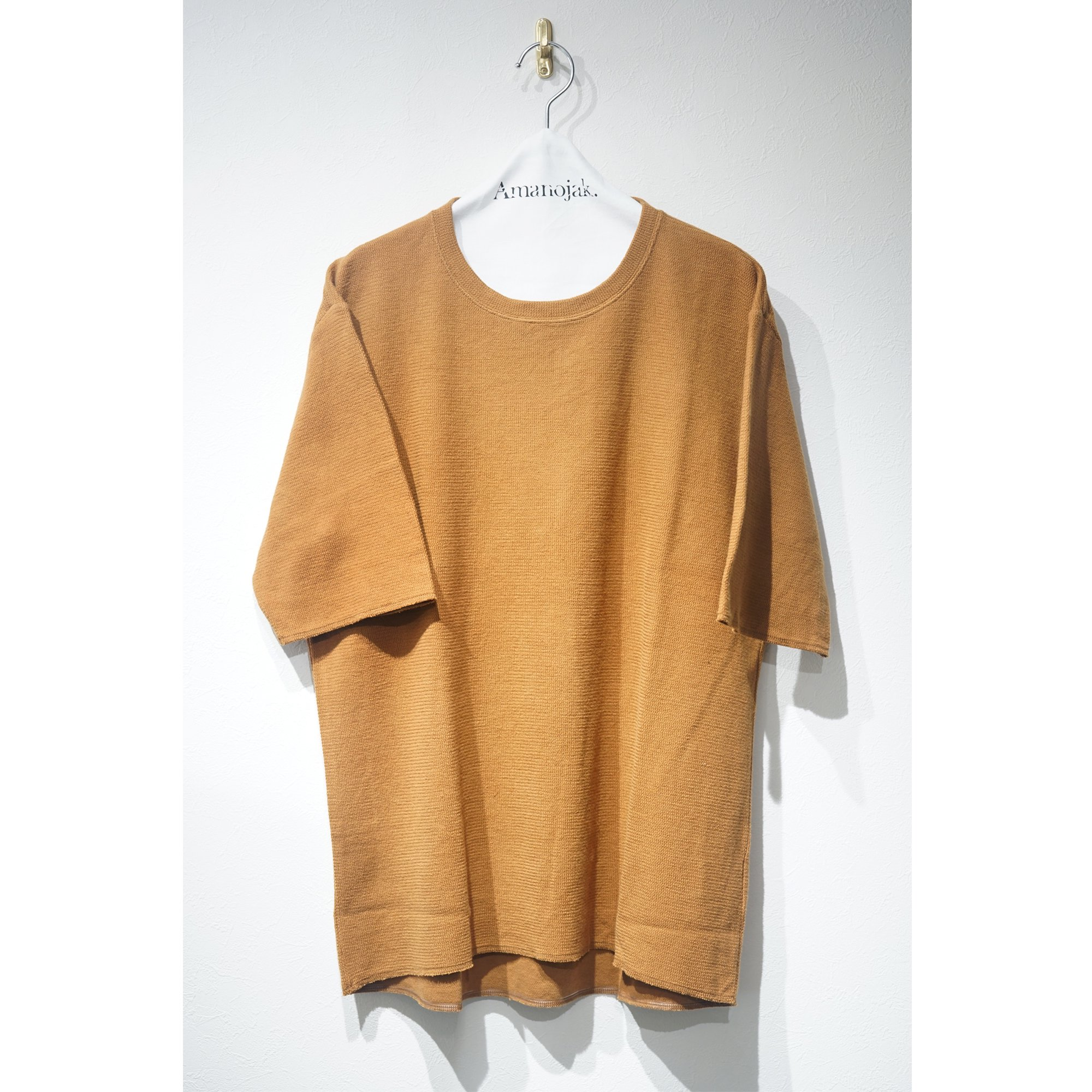 CURLY-BROMLEY HS TEE CAMEL