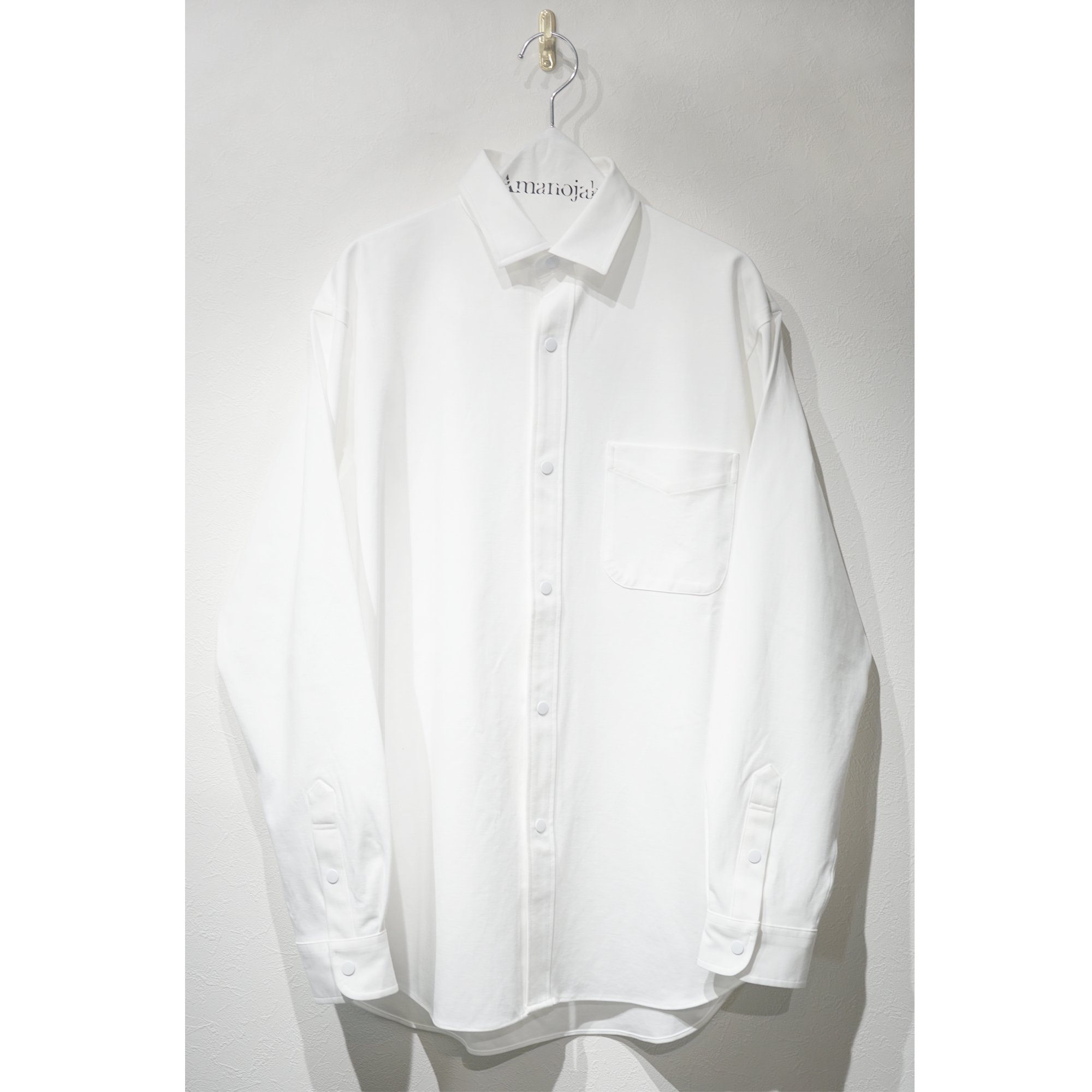 CURLY-BLEEKER RC SHIRTS WHITE