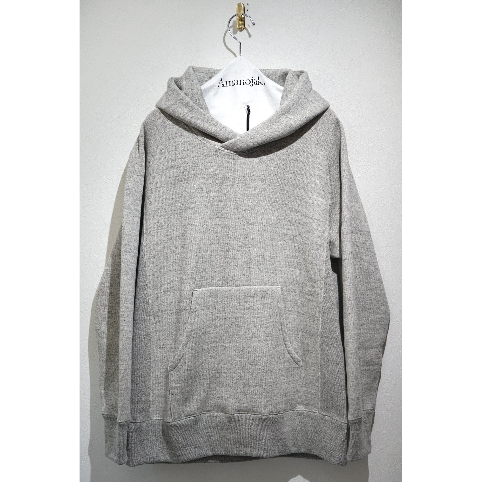 CURLY-RAFFY PO PARKA GRAY