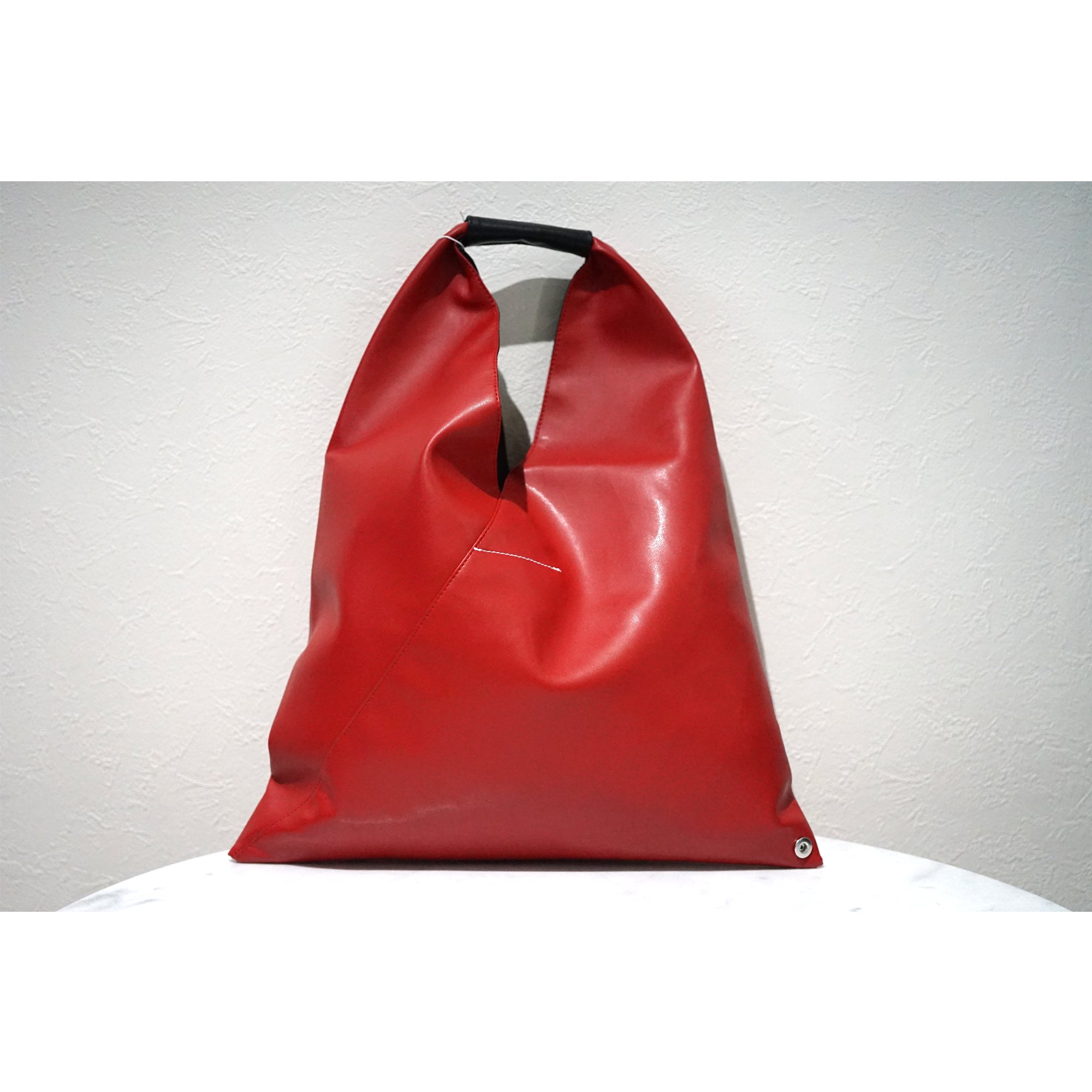 MM6-JAPANESE BAG COW LEATHER SMALL SIZE RED (在庫なし)