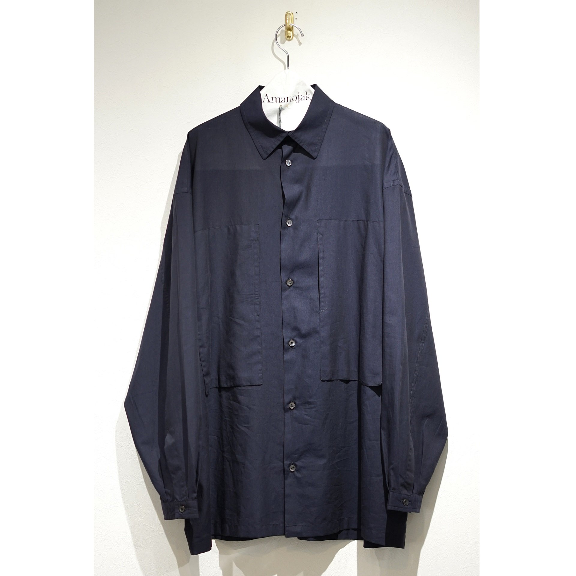 E.TAUTZ-CORE LINEMAN SHIRT COTTON POPLIN