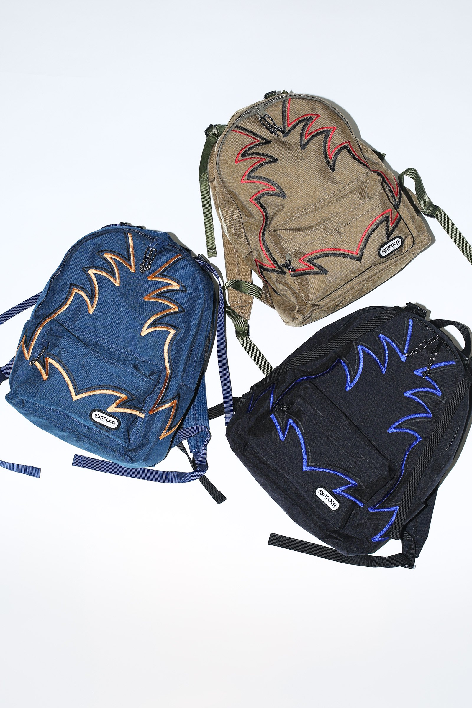 TOGA×OUTDOOR BACK PACK 【2COLORS】