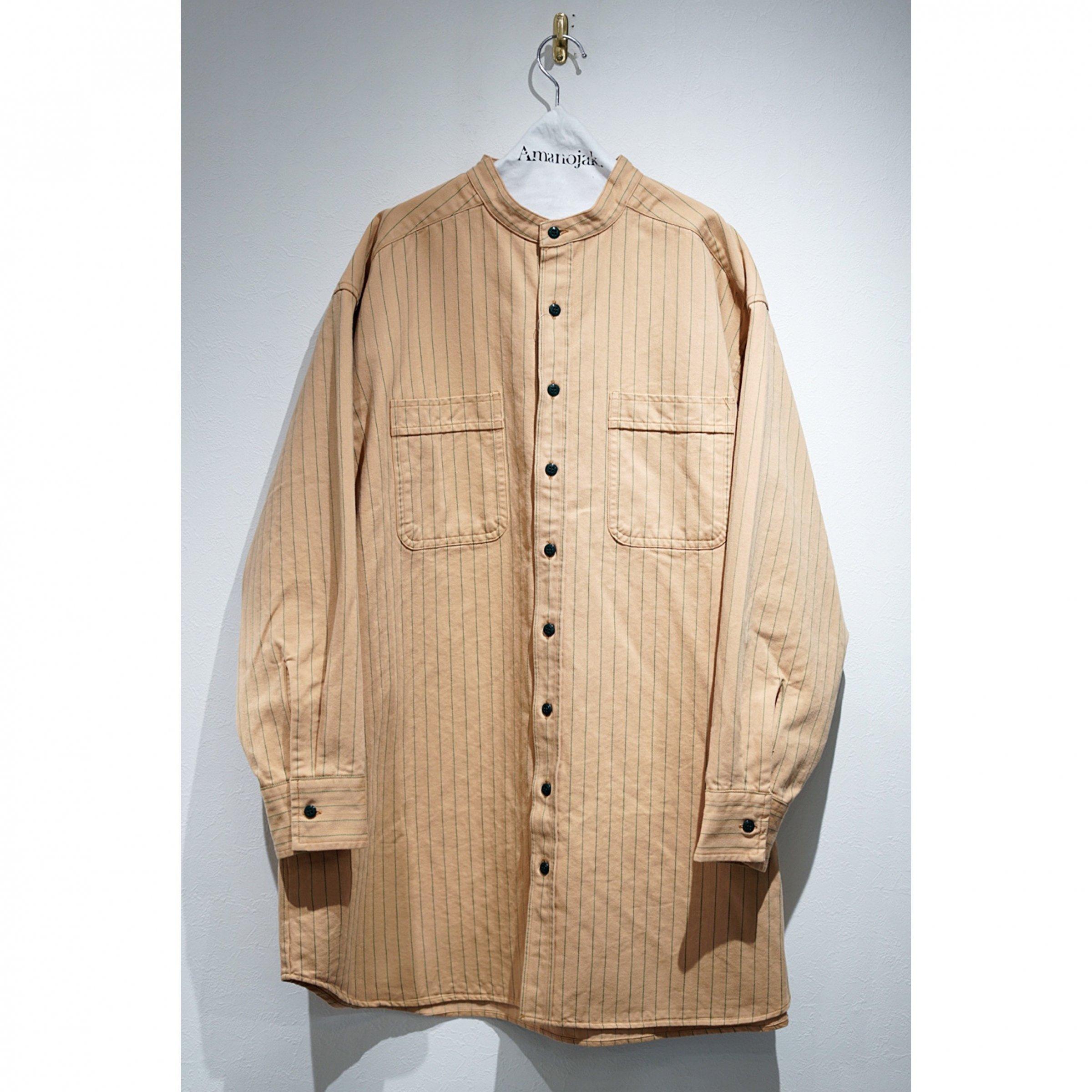 DRESS-NONSTANDARD SHIRT ORANGE