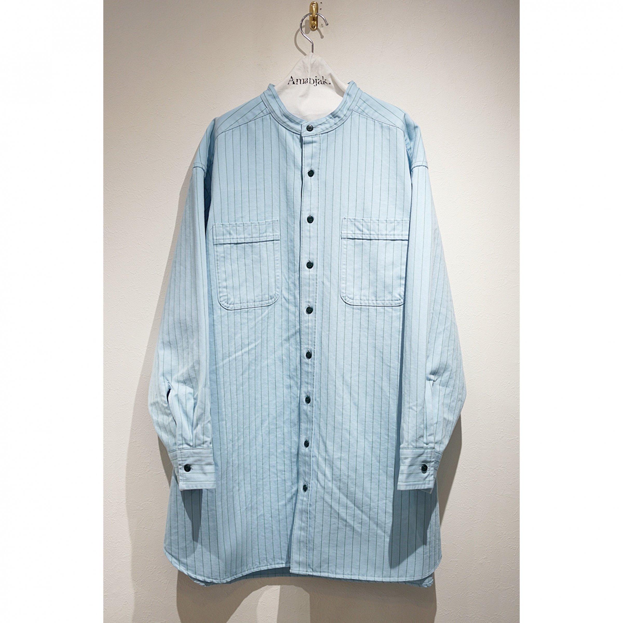DRESS-NONSTANDARD SHIRT BLUE