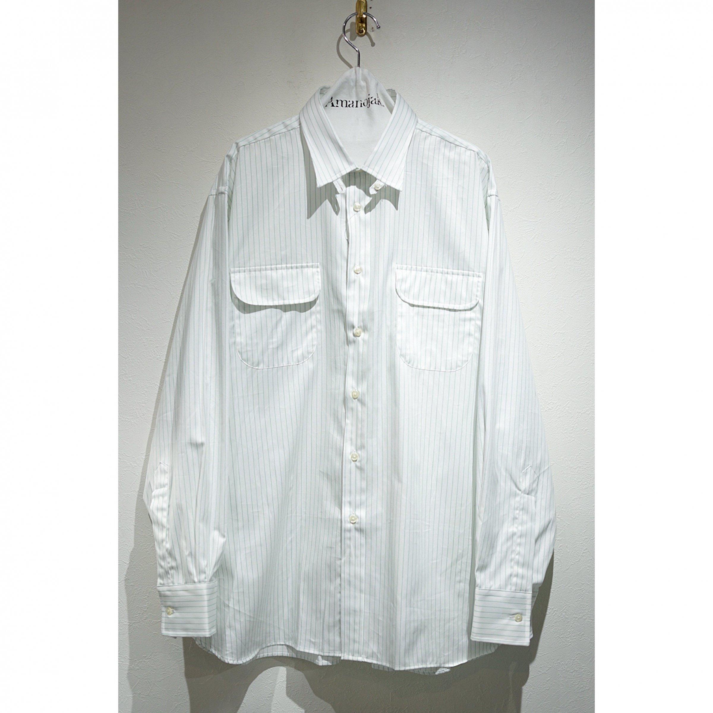 DRESS-OFFICER TAB COLLAR SHIRT