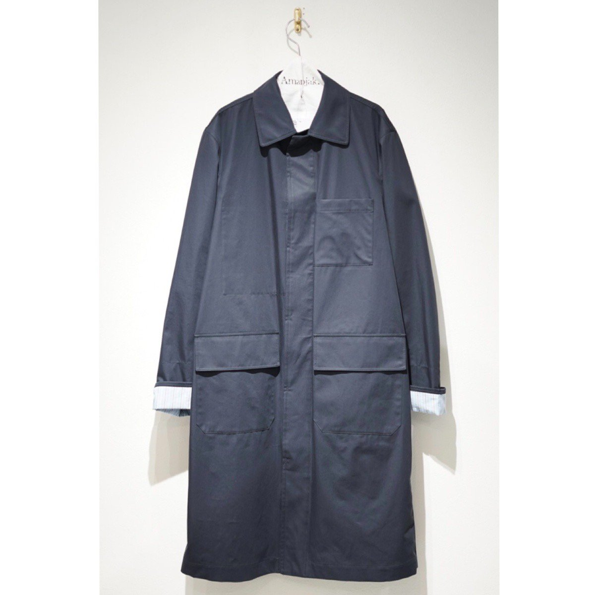 JW ANDERSON-MID LENGTH WORKWEAR COAT