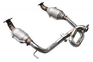 EXART フロントパイプ TOYOTA FJクルーザー GSJ15W(純正触媒溶接タイプ)