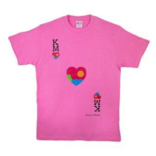 恋人岬・オリジナル・Tシャツ・ピンク