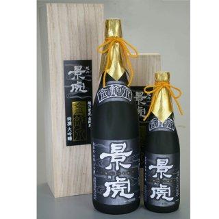 越乃景虎大吟醸「金銘泉」(1.8L)