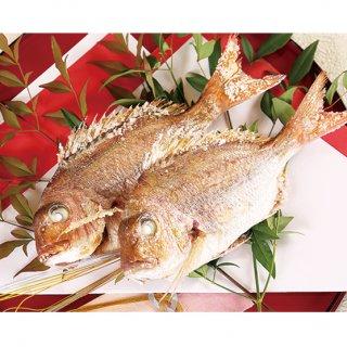 日本海 天然真鯛塩焼き
