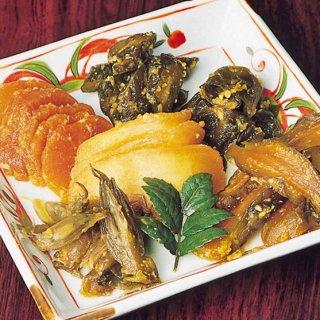 越後の味噌漬け 味自慢6種詰合せ(タル入り)